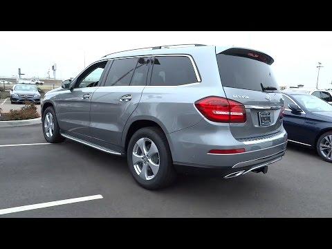 2017 Mercedes-Benz GLS Pleasanton, Walnut Creek, Fremont, San Jose, Livermore, CA 17-0045