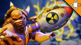 It's BOOMfist! Overwatch Funny & Epic Moments 418