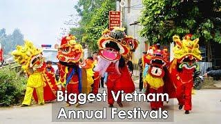 14 Biggest Vietnam Festivals - Paradise Travel