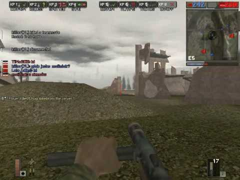 Let's Play Battlefield 1942 - Episode 01 - Kharkov 1/2