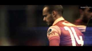Wesley Sneijder - Is Back Intro 2013 l HD
