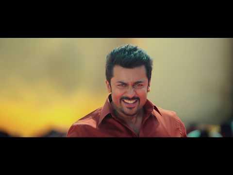 Gang Telugu - Title Track Teaser | Suriya | Keerthy Suresh | Anirudh