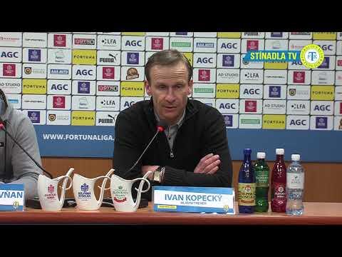 Tisková konference hostujícího trenéra po zápase Teplice - Opava (3.3.2019)