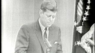 John F. Kennedy - Presidential Press Conference
