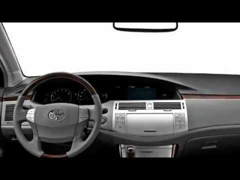2009 Toyota Avalon Video