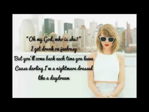 Blank space taylor swift lyrics youtube