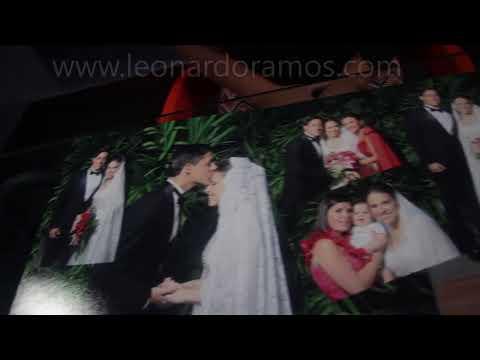 Álbumes De Boda, Leonardo Ramos