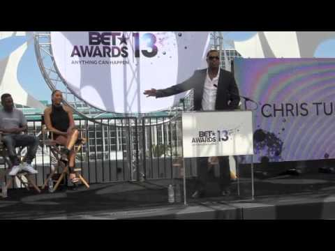 EDGE Magazine Exclusive | BET Awards 2013 | Anything Can Happen