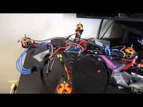 Aliexpress.com carbon fiber drone kit build