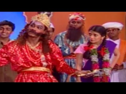 Yada Kadachit, Comedy Marathi Natak, Scene Part 2 - 4 11 video