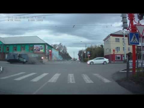 ДТП Васильева-Ленина Ленинск-Кузнецкий 15.09.13
