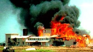 THE BEST DOCUMENTARY ON THE WACO MASSACRE. PERIOD.
