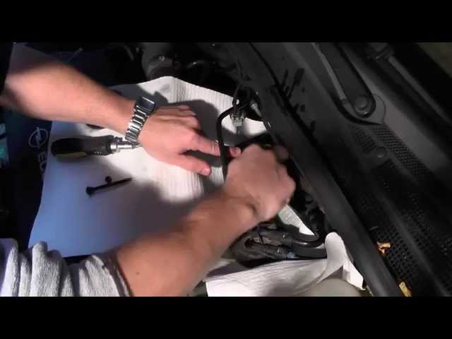 Opel Astra 1,7 cdti Dieselfilter austauschen, wechseln ...