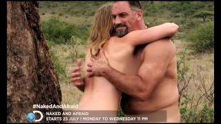 Naked and Afraid - From the makers of Man Vs Wild