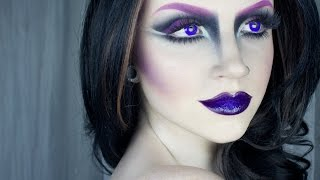 Vampy Glam Makeup Tutorial