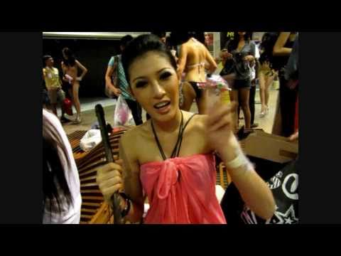 Miss Unlimited Sexy Star 2011 – Backstage Moments