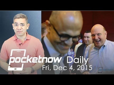 iPhone 6c may go all metal, Steve Ballmer on Microsoft & more - Pocketnow Daily