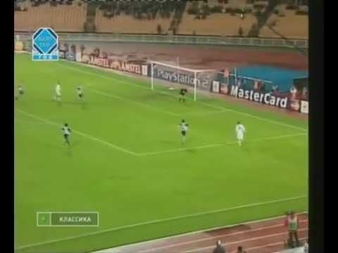 Динамо Киев - Ньюкасл Юнайтед 2:0. ЛЧ-2002/03 (обзор матча).