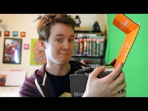 Unboxing - Loot Crate #1 -