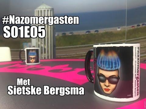 GSTV Nazomergasten S01E05 - Sietske Bergsma