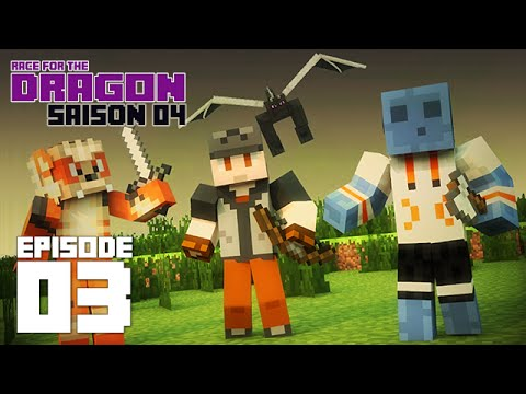 Race For The Dragon S4 - Ep.03 - OU KIL SONT ? #TeamFrosties