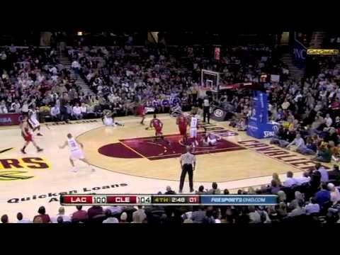 Blake Griffin Dunk Highlights vs Cavs