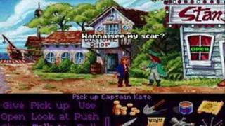 The no-life way in Monkey Island 2
