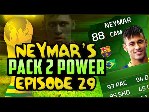 FIFA 14 - Neymar's Pack 2 Power - Ep.29 - FIFA 14 Ultimate Team Road 2 Glory