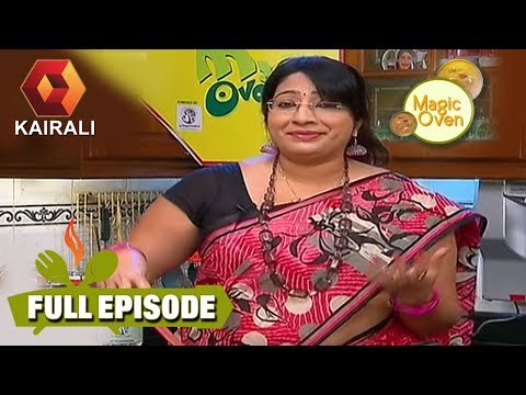 Magic Oven : Karaikkudi Meen Kulambu  And Sahlab |  7th October 2018