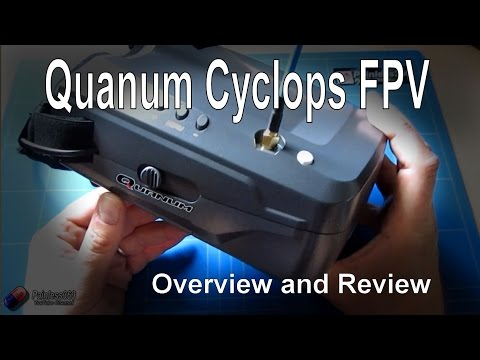 RC Reviews: Quanum Cyclops FPV All-in-One Goggles
