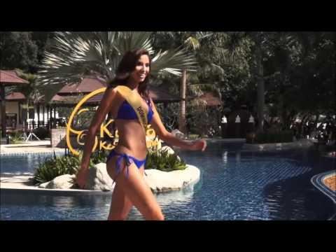 Anea Garcia Miss Grand Dominican Republic 2015 in Miss Grand International 2015