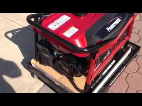 Powermate 3000 Generator