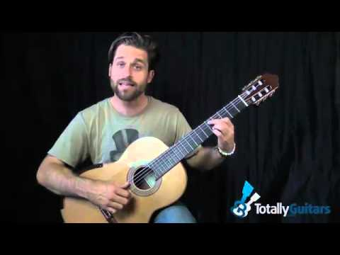 Beginner Bossa Nova By Max Rich – Guitar Lesson Preview