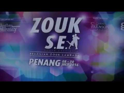 Zouk SEA 2016 Workshop Dances 2 ~ video by Zouk Soul