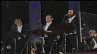 The Three Tenors - La Danza (Munich 1996)