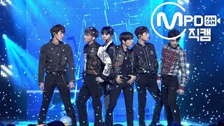 [MPD직캠] 인피니트 직캠 4K 'Tell me' (INFINITE FanCam) | @MCOUNTDOWN_2018.1.18