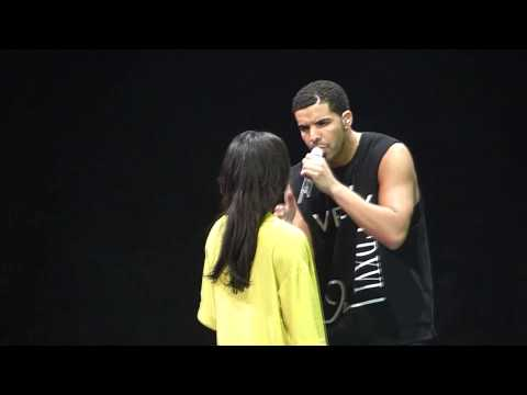 Drake & Charlotte Fan Hold On, We're Going Home O2 Arena London 24.03 2014 video