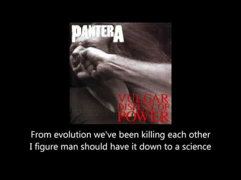Pantera - No Good Attack The Radical
