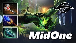 MidOne Viper | Secret vs KEEN | DreamLeague Dota 2
