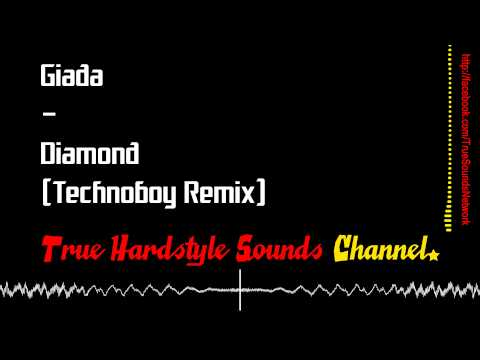 Giada - Diamond (Technoboy Remix)