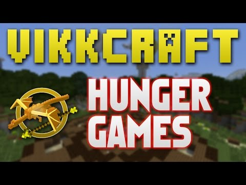 Minecraft Hunger Games #333 AGGRESSIVE SNIPES with Vikkstar