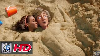cgi 3d animated spot hd tale of contour   by milford creative studio