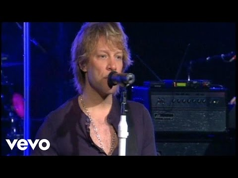 Bon Jovi - (You Want To) Make A Memory (Walmart Soundcheck)