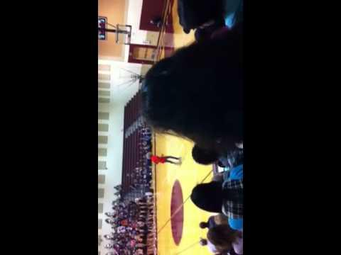 Princeton High school shuffling