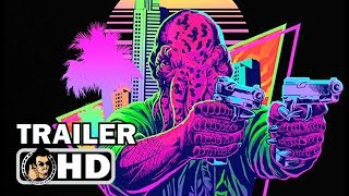 3 MILLION VILLAINS Official Trailer (2018) Action Comedy Movie HD