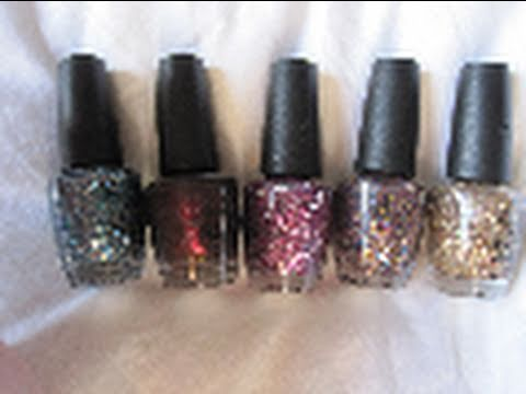 Review: OPI Holiday Burlesque collection