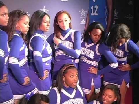 WELCOME2CALI: Culver City High School Cheerleaders TURN UP!