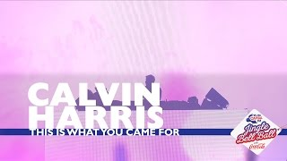 download lagu Calvin Harris - 'this Is What You Came For' gratis