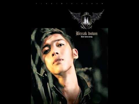 Kim Hyun Joong - Break Down (audio) video