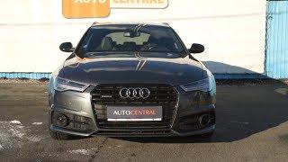 Autocentral 154 - Audi A6 Avant 3.0TDi Quattro Competition